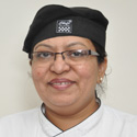 Chef Savita Patil : Sr. Lecturer, Bakery