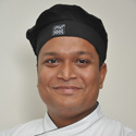 Chef Sunilkumar Shukla : Lecturer, Food Production
